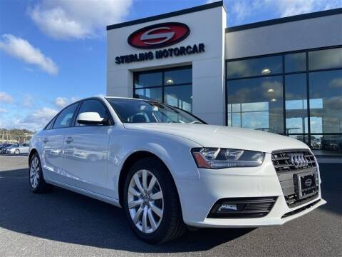2014 Audi A4 for sale at Sterling Motorcar in Ephrata PA