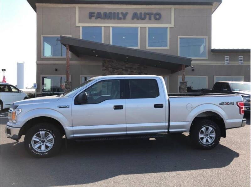2018 Ford F-150 for sale at Moses Lake Family Auto Center in Moses Lake WA