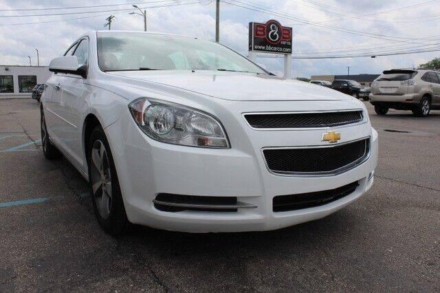 2012 Chevrolet Malibu for sale at B & B Car Co Inc. in Clinton Township MI