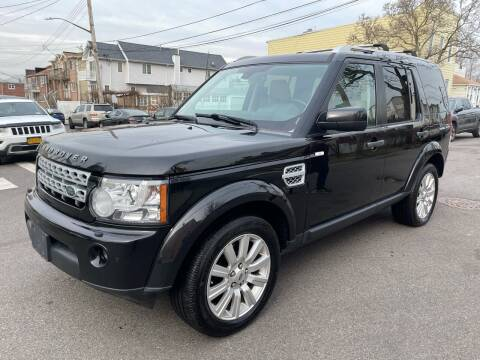 2013 Land Rover LR4 for sale at Kapos Auto, Inc. in Ridgewood, Queens NY