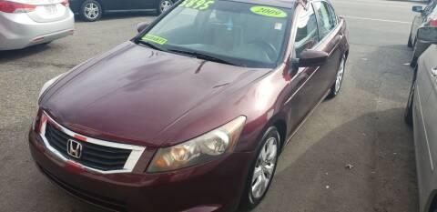 2009 Honda Accord for sale at TC Auto Repair and Sales Inc in Abington MA