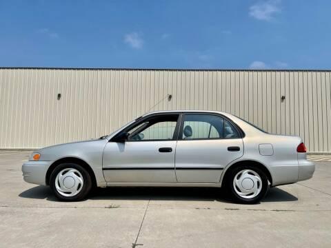 1999 Toyota Corolla for sale at TnT Auto Plex in Platte SD