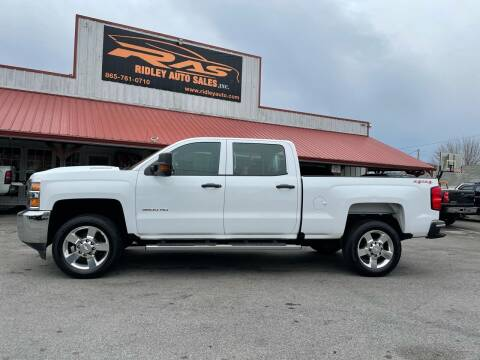 2017 Chevrolet Silverado 3500HD for sale at Ridley Auto Sales, Inc. in White Pine TN