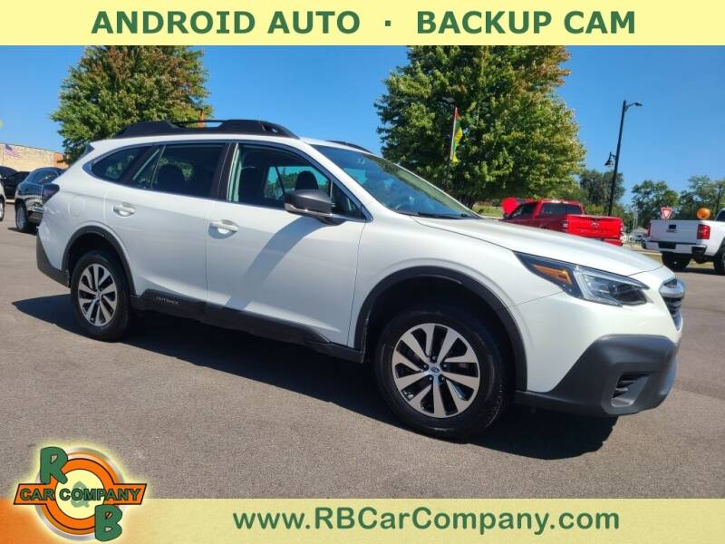 2020 Subaru Outback for sale at R & B Car Company in South Bend IN