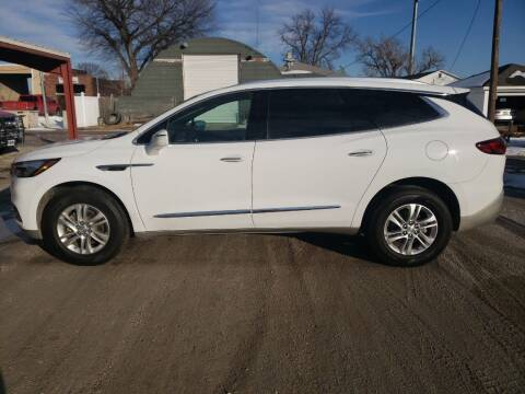 2020 Buick Enclave for sale at Faw Motor Co in Cambridge NE
