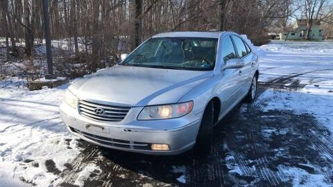 2008 Hyundai Azera for sale at WEINLE MOTORSPORTS in Cleves OH