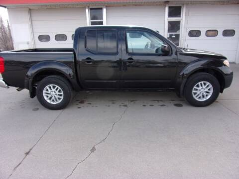 2019 Nissan Frontier for sale at DJ Motor Company in Wisner NE