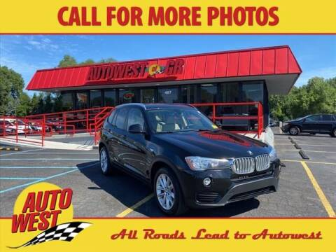 2016 BMW X3 for sale at Autowest of GR in Grand Rapids MI