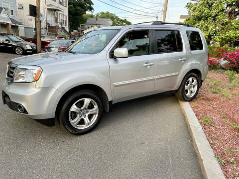 2015 Honda Pilot for sale at Motorcycle Supply Inc Dave Franks Motorcycle sales in Salem MA