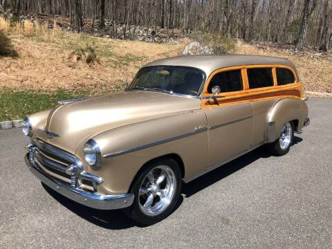 1950 Chevrolet Fleetline for sale at Right Pedal Auto Sales INC in Wind Gap PA