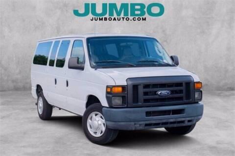 2012 Ford E-Series Wagon for sale at JumboAutoGroup.com - Jumboauto.com in Hollywood FL