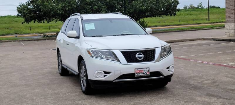 2013 Nissan Pathfinder for sale at America's Auto Financial in Houston TX