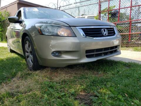 2008 Honda Accord for sale at WEST END AUTO INC in Chicago IL