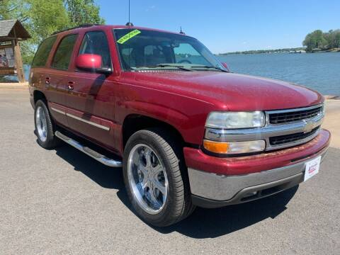 2004 Chevrolet Tahoe for sale at Affordable Autos at the Lake in Denver NC