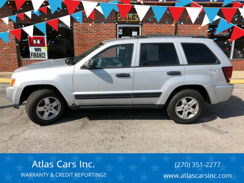 2006 Jeep Grand Cherokee for sale at Atlas Cars Inc. - Radcliff Lot in Radcliff KY