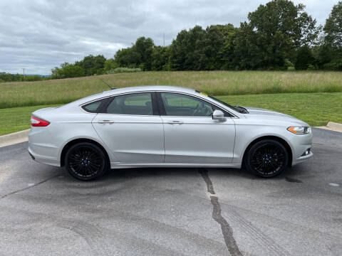 2013 Ford Fusion for sale at V Automotive in Harrison AR