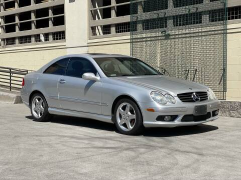 2003 Mercedes-Benz CLK for sale at LANCASTER AUTO GROUP in Portland OR