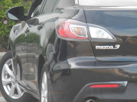 2011 Mazda MAZDA3 for sale at Moto Zone Inc in Melrose Park IL