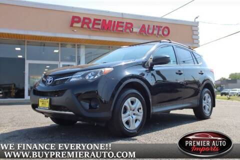 2015 Toyota RAV4 for sale at PREMIER AUTO IMPORTS - Temple Hills Location in Temple Hills MD