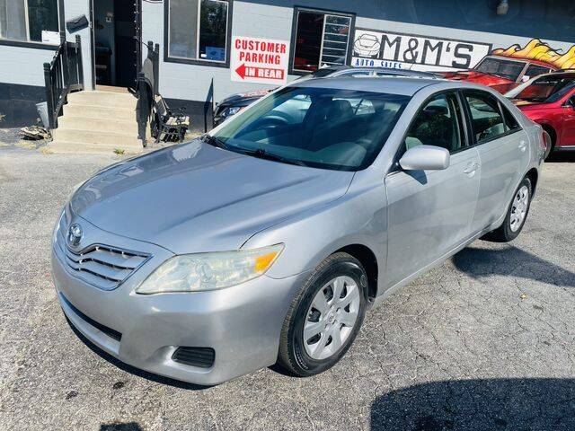2010 Toyota Camry for sale at M&M's Auto Sales & Detail in Kansas City KS