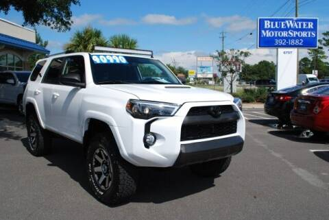 2018 Toyota 4Runner for sale at BlueWater MotorSports in Wilmington NC