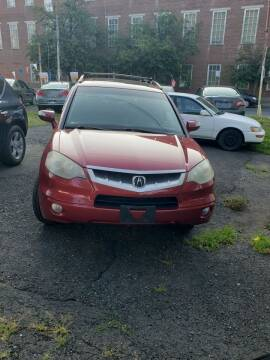 2007 Acura RDX for sale at Best Cars R Us in Plainfield NJ