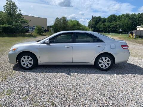 2010 Toyota Camry for sale at MEEK MOTORS in Richmond VA