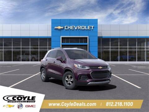 2021 Chevrolet Trax for sale at COYLE GM - COYLE NISSAN - New Inventory in Clarksville IN