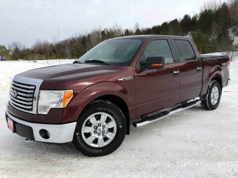 2010 Ford F-150 for sale at STATELINE CHEVROLET BUICK GMC in Iron River MI