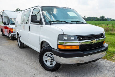 2012 Chevrolet Express Cargo for sale at Fruendly Auto Source in Moscow Mills MO