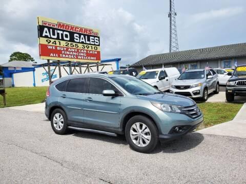 2012 Honda CR-V for sale at Mox Motors in Port Charlotte FL