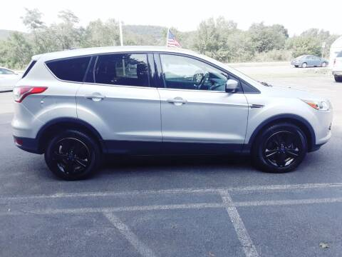 2015 Ford Escape for sale at Feduke Auto Outlet in Vestal NY