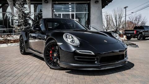 2015 Porsche 911 for sale at MUSCLE MOTORS AUTO SALES INC in Reno NV