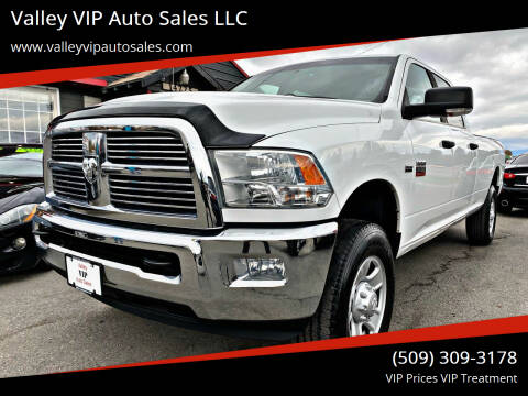 2012 RAM Ram Pickup 2500 for sale at Valley VIP Auto Sales LLC in Spokane Valley WA
