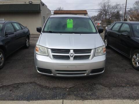 2008 Dodge Grand Caravan for sale at Jarvis Motors in Hazel Park MI