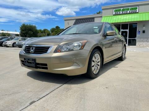 2008 Honda Accord for sale at Cross Motor Group in Rock Hill SC