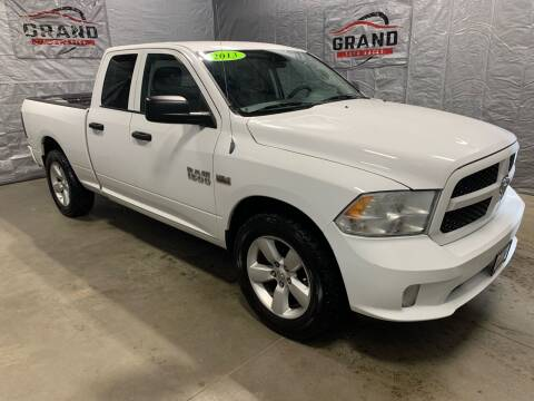2013 RAM Ram Pickup 1500 for sale at GRAND AUTO SALES in Grand Island NE