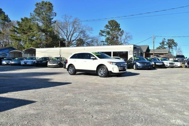 2013 Ford Edge for sale at Barrett Auto Sales in North Augusta SC