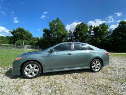 2008 Toyota Camry for sale at Tennessee Valley Wholesale Autos LLC in Huntsville AL