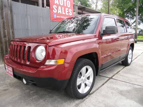 2014 Jeep Patriot for sale at 183 Auto Sales in Lockhart TX