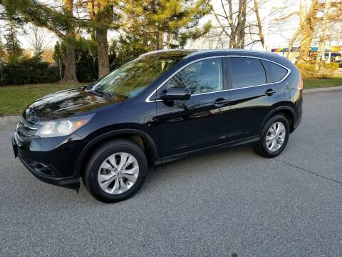 2014 Honda CR-V for sale at Plum Auto Works Inc in Newburyport MA