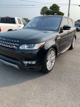 2017 Land Rover Range Rover Sport for sale at BRYANT AUTO SALES in Bryant AR