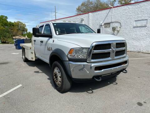 2016 RAM Ram Chassis 4500 for sale at LUXURY AUTO MALL in Tampa FL