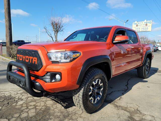 2016 Toyota Tacoma for sale at Tri City Auto Mart in Lexington KY