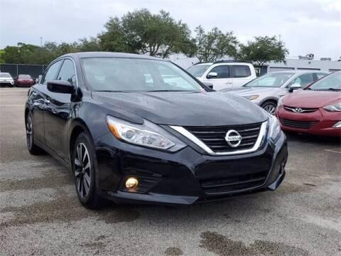 2018 Nissan Altima for sale at Selecauto LLC in Miami FL