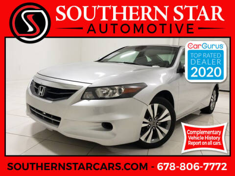 2012 Honda Accord for sale at Southern Star Automotive, Inc. in Duluth GA