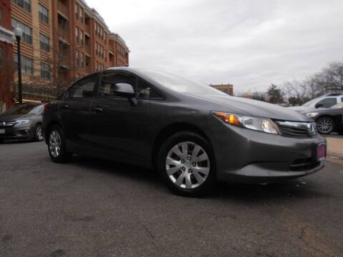 2012 Honda Civic for sale at H & R Auto in Arlington VA