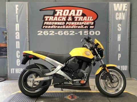 2002 Buell BLAST for sale at Road Track and Trail in Big Bend WI