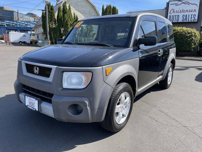 2003 Honda Element for sale in Mcminnville, OR