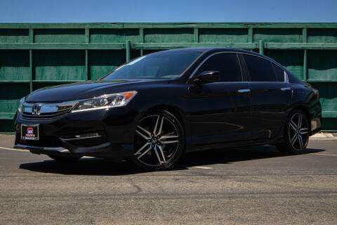 2017 Honda Accord for sale at 605 Auto  Inc. in Bellflower CA